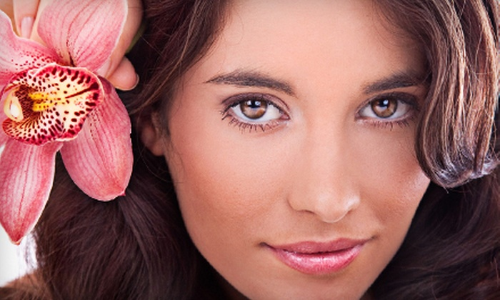 Eugenia Garnes - Short North: One or Three Organic Facials from Eugenia Garnes at Salons at High and Hubbard (Up to 62% Off)