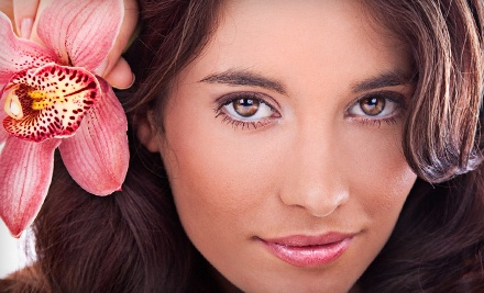 1 Customized Organic Facial (a $70 value) - Eugenia Garnes in Columbus