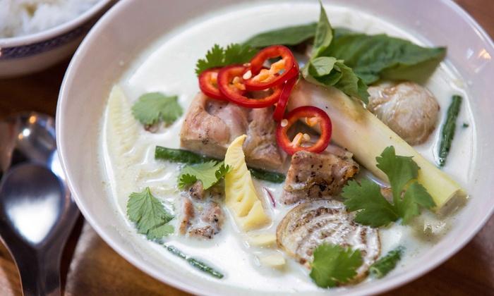 Bang Chop Thai Kitchen - West Loop: 10% Cash Back at Bang Chop Thai Kitchen