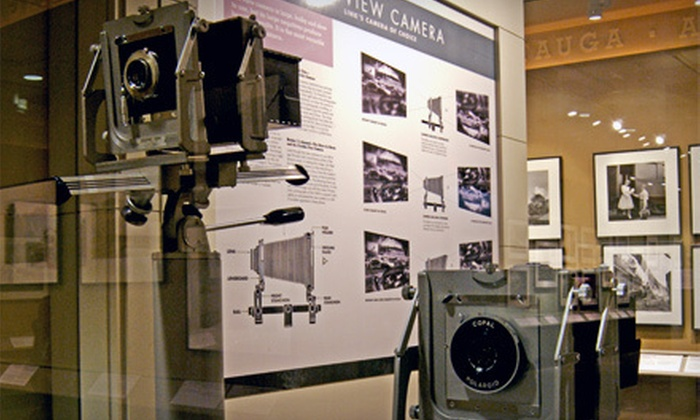 O. Winston Link Museum - Roanoke: Visit for Two or a Family of Four, or a Street Photography Workshop at O. Winston Link Museum (Up to 56% Off)