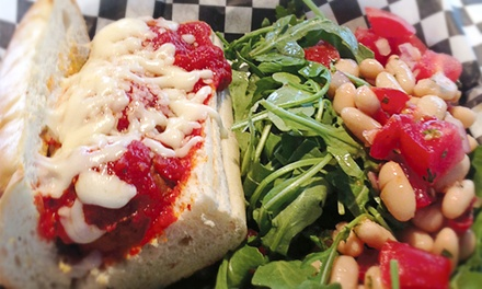 Three Italian Meals or Two Meatball and Pasta Specials at Mima's Meatballs and More (Up to 50% Off)