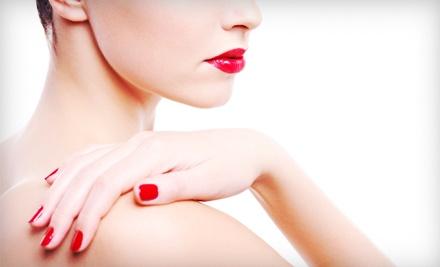 A Shellac Manicure (a $30 value) - Estilo Salon in Topeka