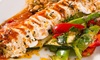 Turquoise Grill - Houston - Multiple Locations: Mediterranean Meal for One or Two at Turquoise Grill (Up to 36% Off). Four Options Available.