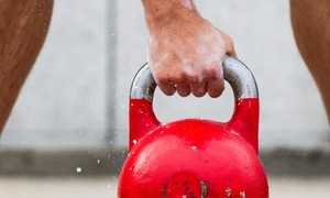 Crossfit Iniquus: Four Weeks of Unlimited CrossFit Classes at CrossFit Iniquus (65% Off)