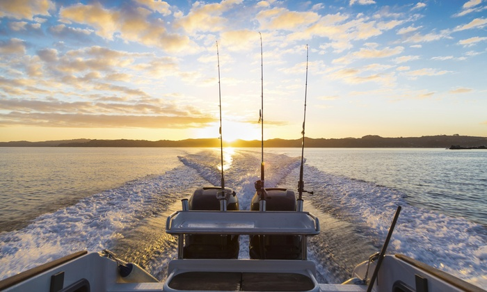 One Love Charters LLC - One Love Charters LLC: $269 for $575 Worth of Fishing Charter for Two at One Love Charters LLC