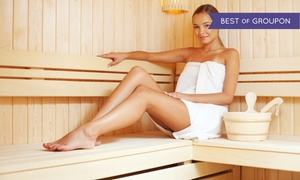 Young Forever Esthetic Center: $159 for a Couples Massage and Facial with Champagne at Young Forever Esthetic Center (Up to 60% Off)