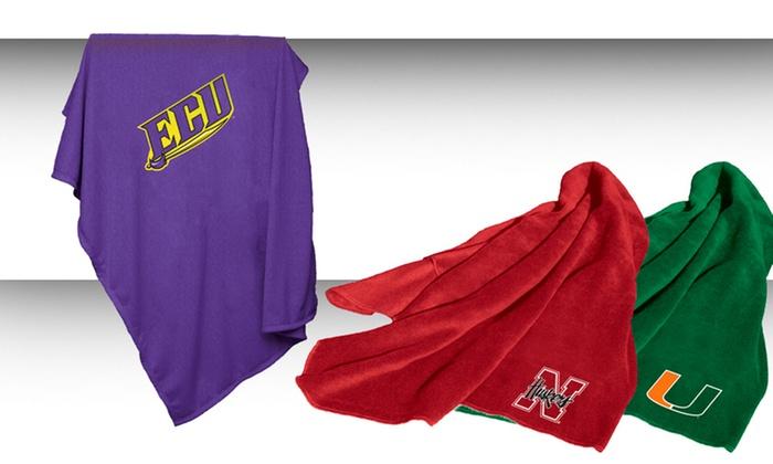 NCAA Fleece Throws: $19.99 for an NCAA Fleece Throw ($24.95 List Price). Multiple Teams Available. Free Shipping and Returns.