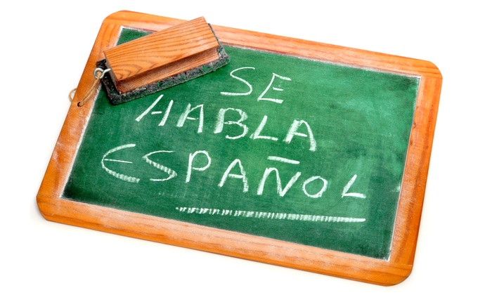 Berges Institute LLC - Midtown South Central: Beginner's Spanish-Language Course or Spanish-Language Conversation Class at Berges Institute LLC (Up to 74% Off)