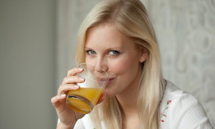 Blend Juice Bar - Mount Pleasant: $149 for $270 Worth of Juice Cleanses — Blend Juice Bar