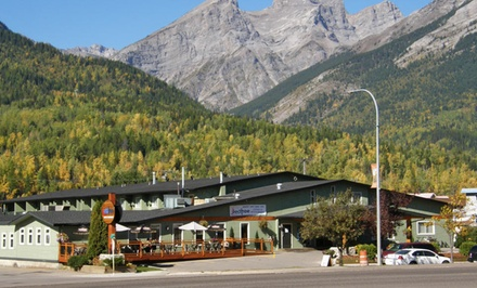 Groupon Deal: 2-Night Stay for Two at Red Tree Lodge in Fernie, BC. Combine Up to 4 Nights.