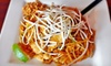 SaWaDiKa Thai Zone - Richardson: $7 for $15 Worth of Thai Cuisine at Sawadika Thai Zone Restaurant