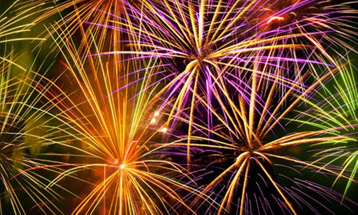Factory Fireworks Outlet - Multiple Locations: $10 for $20 Worth of Fireworks at Factory Fireworks Outlet