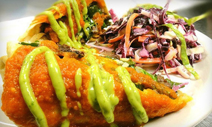 Yucatan Cantina - Grace Park: Tex-Mex Fare for Lunch or Dinner at Yucatan Cantina in Morrisville (Half Off)