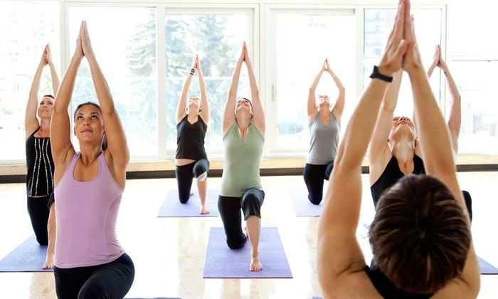 The Fitness Center for Women - Bristol: 10 or 20 Yoga Classes at The Fitness Center for Women (Up to 69% Off)