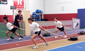 Parisi Speed School: Three Sports Performance Sessions, or One Assessment and Two Sessions at Parisi Speed School (Up to 79% Off)
