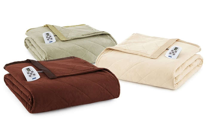 Thermee Electric Blanket Groupon Goods