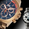 Brandt & Hoffman Swiss Chronograph Men's Bierce Watches