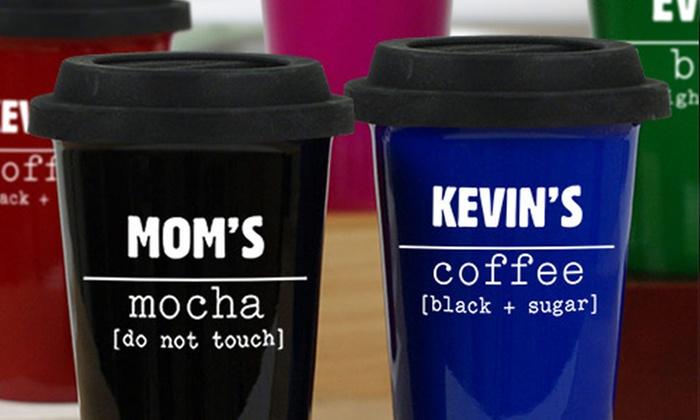 GiftsForYouNow.com: Personalized Travel Mugs