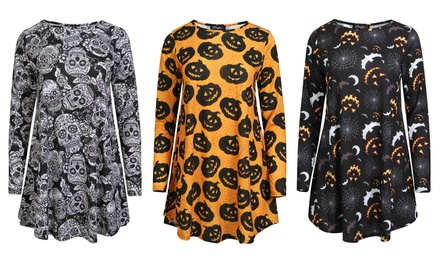 Halloween Swing Dresses in Choice of Size and Design