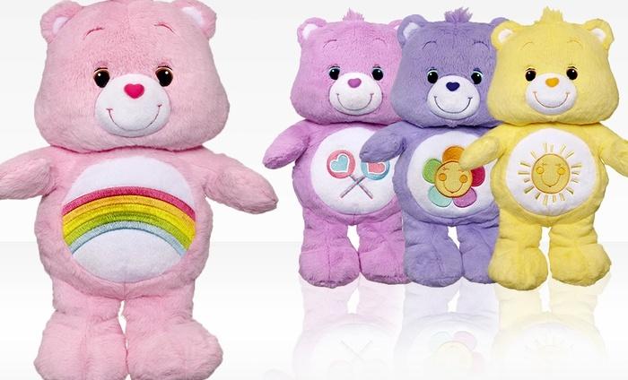 Care Bears Plush-Toy-and-DVD Bundle: Care Bears Plush-Toy-and-DVD Bundle. Free Returns.