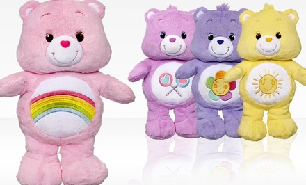 Care Bears Plush-Toy-and-DVD Bundle. Free Returns.