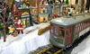 EnterTRAINment Junction - Wetherington: Christmas in July Model-Train Event for Two or Four at EnterTrainment Junction (40% Off)