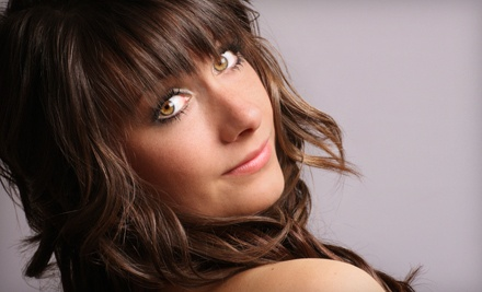Permanent Eyeliner Along the Upper Lash Line (a $250 value) - First Impressions Salon.Spa in Burleson