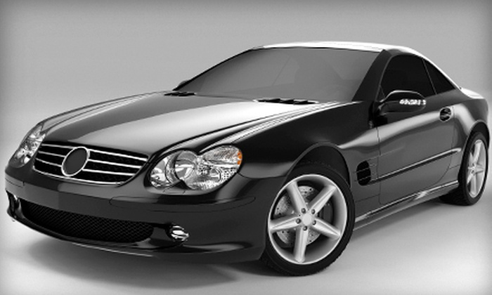 Alta Mere - North Richland Hills: $75 for $150 Worth of Auto-Window Tinting at Alta Mere