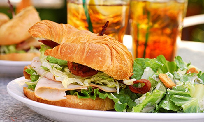 Treats Cafe of Miami Springs - Country Club Estates: Burgers, Sandwiches, and American Cuisine for Two or Four at Treats Cafe of Miami Springs (Up to 55% Off)