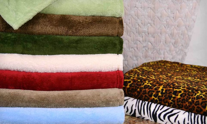 All Seasons Microplush Blankets: All Seasons Microplush Blankets (Up to 55% Off). Multiple Styles Available. Free Shipping and Returns.