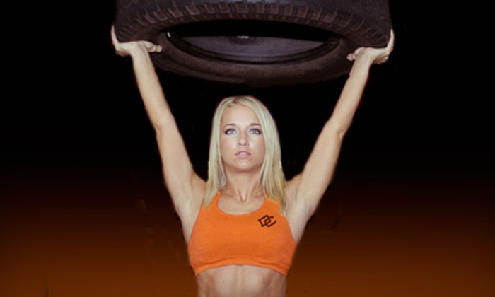 Dynamis CrossFit - Carlsbad: 10 or 20 CrossFit Classes at Dynamis CrossFit (Up to 83% Off)