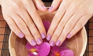 Fusion hair studio: Shellac Nails from £13 at Maureena Spa & Beauty