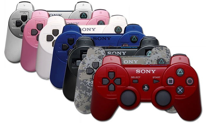 Sony PlayStation 3 Dualshock 3 Wireless Controller | Groupon