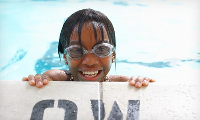 Aquaria Swim School - Arrowhead Ranch: Five or Ten Private Swimming Lessons at Aquaria Swim School (Up to 65% Off)