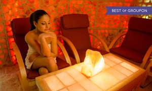 Greenville Holistic Massage: One Salt Room Session for One or Two Sessions for One or Two at Greenville Holistic Massage (Up to 51% Off)