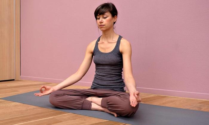Bikram Yoga University Village - Palm Desert: Five or Ten Bikram Yoga Classes at Bikram Yoga University Village (Up to 79% Off)