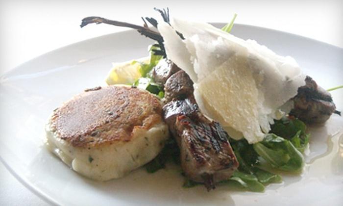 Salento Restaurant - Fitler Square: $20 for $40 Worth of Italian Fare at Salento Restaurant