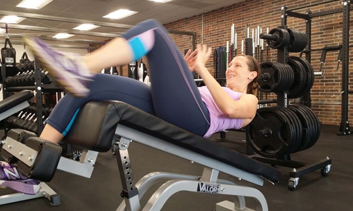 Thrive Gym Llc - Kirkwood: 12-Month Membership with a Personal-Training Session at Thrive Gym (65% Off)