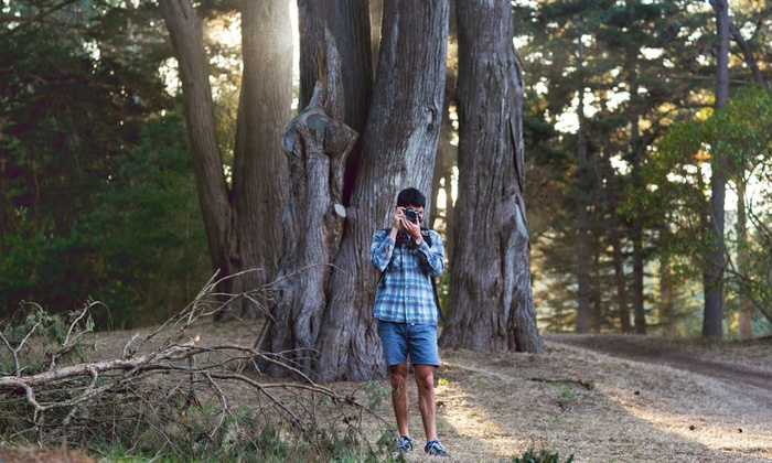 Saano Adventures - San Francisco: $50 for a 90-Minute Walking Photography Class in Golden Gate Park from Saano Adventures ($85 Value)