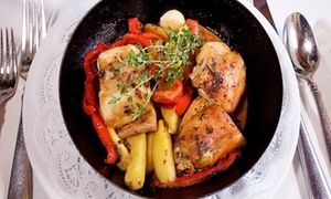 Onotria: Special Event Chef's Table Menu Italian Dinner for Two or Four at Onotria (Up to 40% Off)