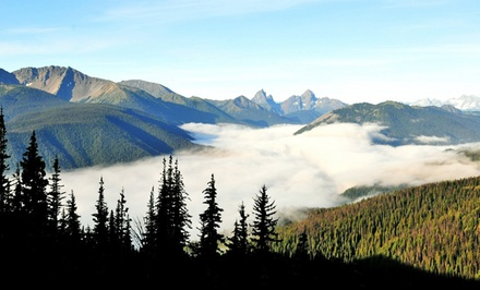 Stay with Optional Daily Breakfast at Manning Park Resort in British Columbia; Dates into June Available