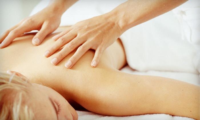 GroundedBodywork - San Rafael: 75- or 90-Minute Customized Massage at GroundedBodywork (53% Off)