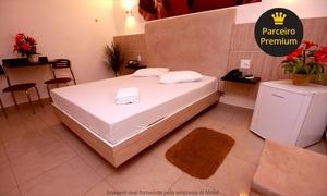 i9 Motel: Período de 3 ou 4 horas nas suítesAmarula ouChampagne + fritas e refrigeranteno i9 Motel – Santos