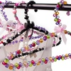 Set of 24 Carteret Collections French Artistic Beaded Hangers