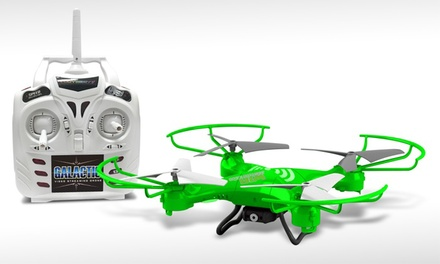 Groupon Exclusive - Galaxie Video Streamer Drone