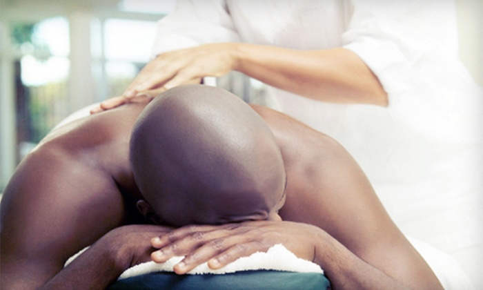 Russell Chiropractic Care - Villa Park: One or Three One-Hour Massages with a Health Evaluation at Russell Chiropractic Care (Up to 89% Off)