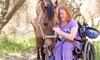 Santa Ynez Therapeutic Riding Program - Santa Barbara:  $75 for Tickets for Two to the Equine Expo Fundraiser from Santa Ynez Therapeutic Riding Program ($140 Value)
