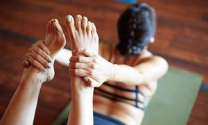 Aguamarina: 3 o 6 meses de clases de yoga para 1 persona desde 59 € en Aguamarina