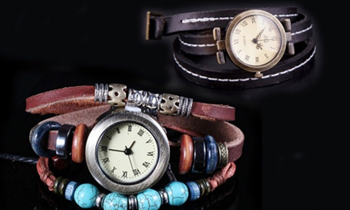 PLB: New Vintage Watches from R249.99 Including Delivery (Up to 62% off)