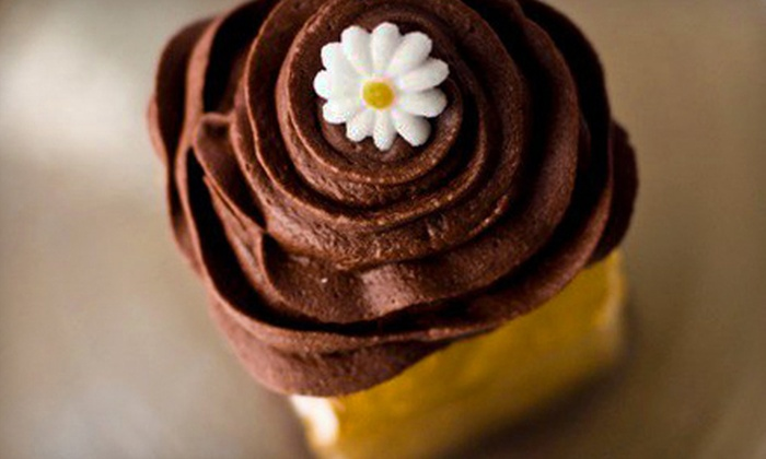 Fresh Bakery - Garrison: One or Two Dozen Cupcakes at Fresh Bakery in Owings Mills (Up to 56% Off)